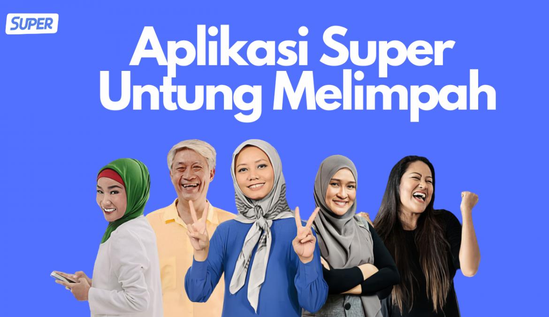 10.   Berjualan Sembako bersama Aplikasi Super