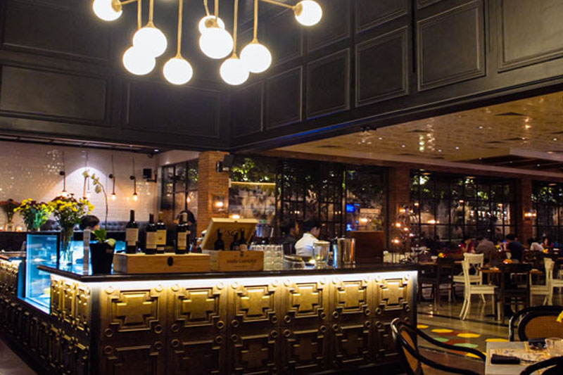 12.   Domicile Kitchen Lounge