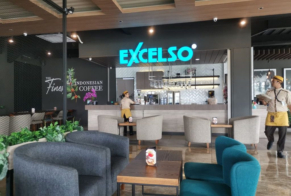 18.   Excelso Cafe
