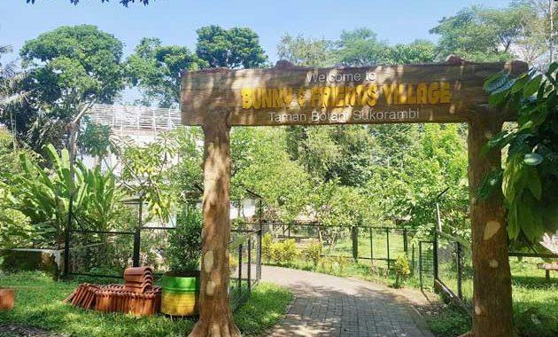 2.   Rute Menuju Taman Botani Jember