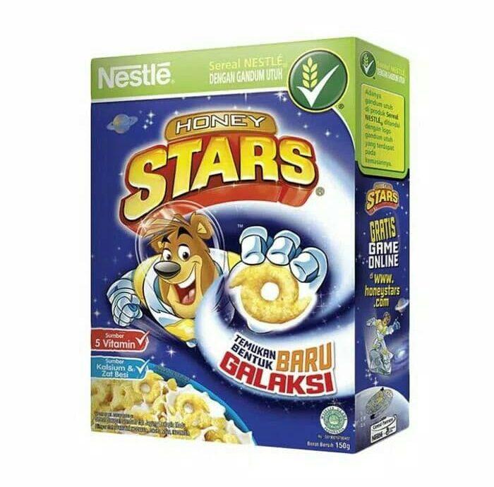 2.   Honey Stars (300 gram)