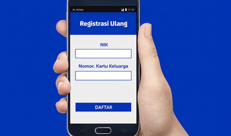 2.       Registrasi Kartu XL Secara Online