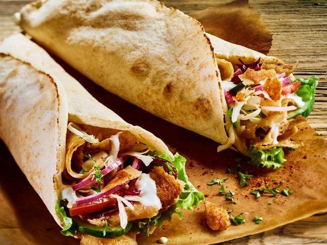 2.   Kebab Turki