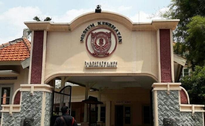 2.   Dikenal dengan Nama Museum Kesehatan Surabaya