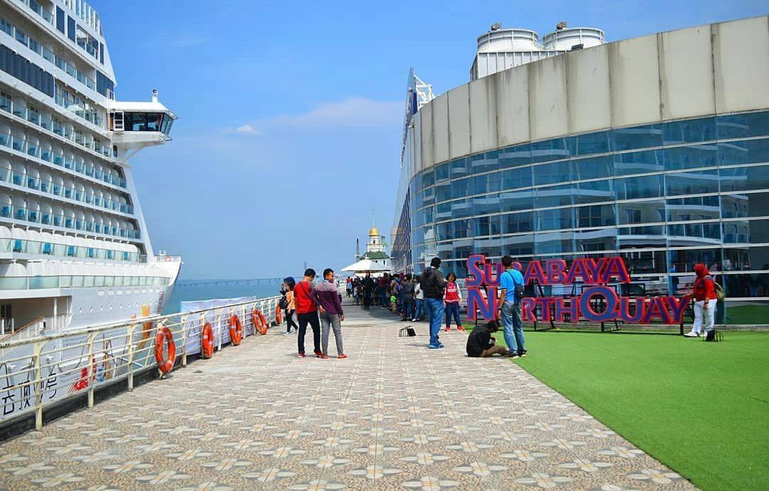 2.   Rute Menuju Surabaya North Quay