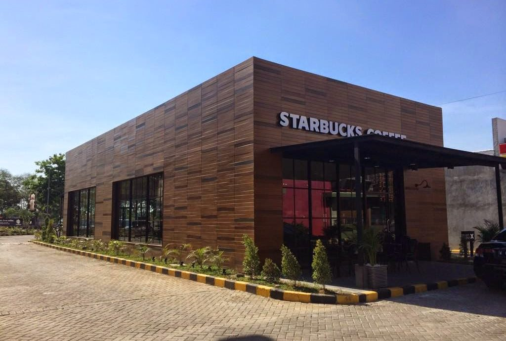 20.   Starbuck Surabaya