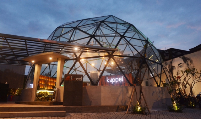 3.       Kuppel Biergarten & Bar