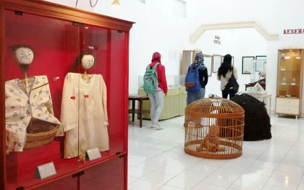 3.   Memiliki Nama Lain Yaitu Museum Santet