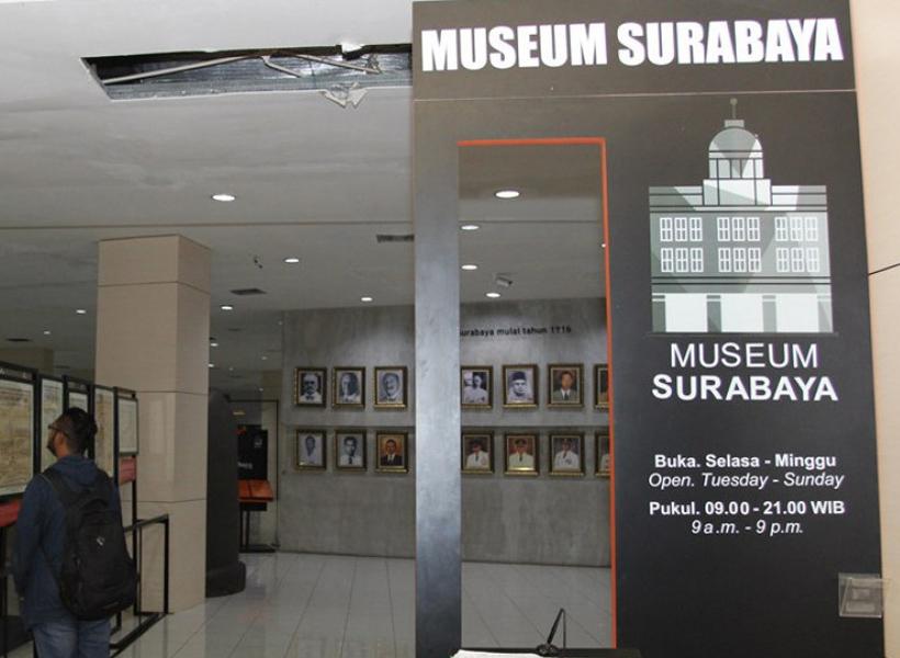 3.   Museum Surabaya