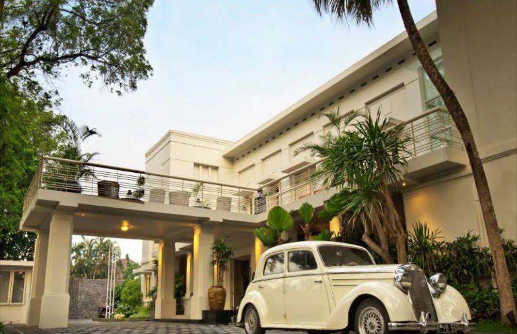 3. The Shalimar Boutique Hotel