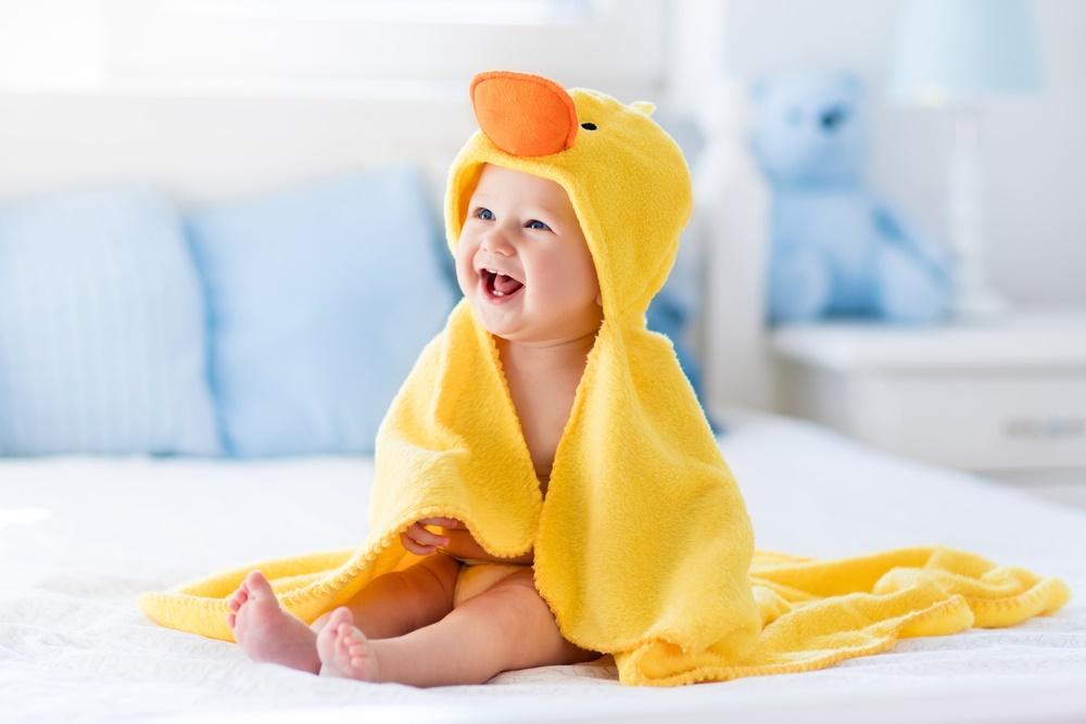 4.       Menghangatkan Tubuh Bayi