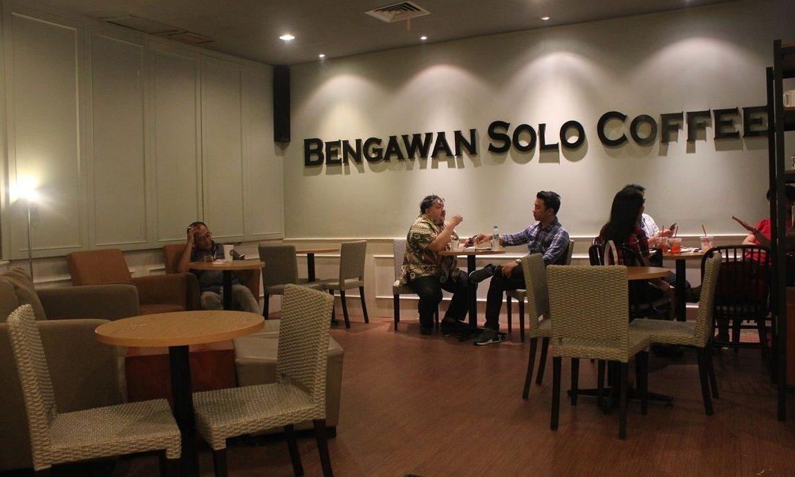 5.       Bengawan Solo Coffee