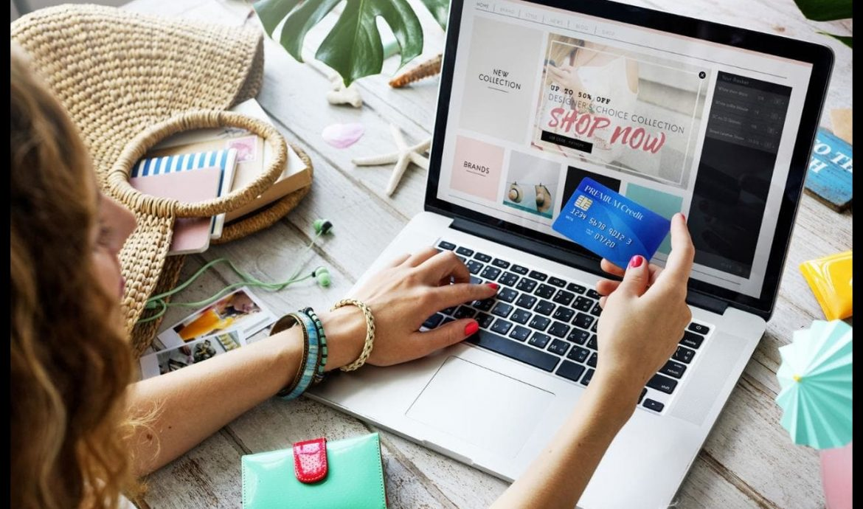 5.   Jualan Online Shop