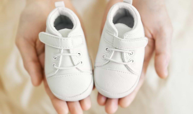 5.   Sepatu Bayi