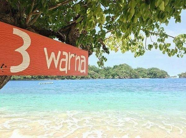 6.   Peraturan dan Persyaratan Mengunjungi Pantai 3 Warna