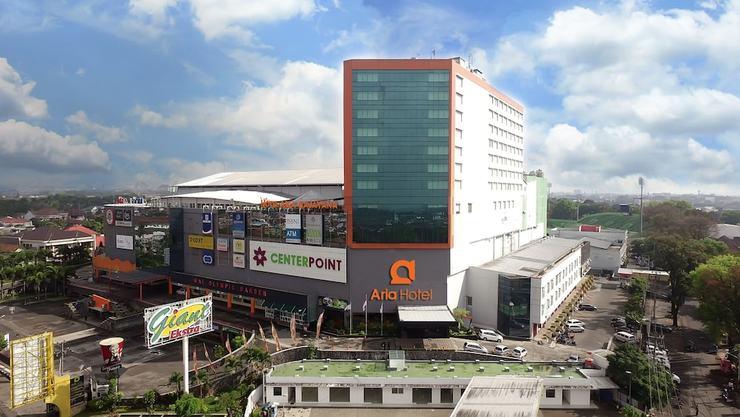 5.   Aria Gajayana Hotel