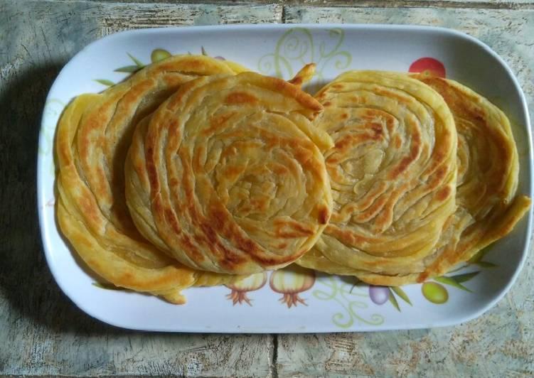 5.   Roti Maryam Rumahan