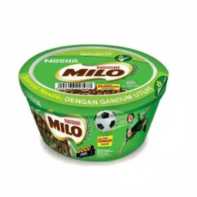 6.   Milo Cereal Cup (32 gram)