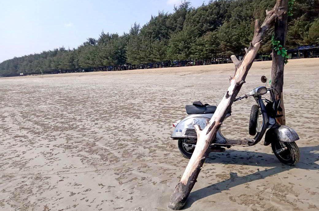 6.   Rute Menuju Pantai Kelapa