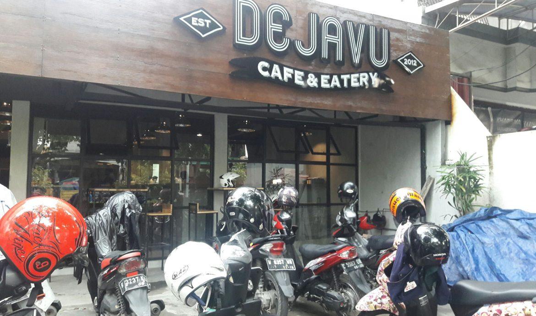 6.       De Javu Cafe & Eatery