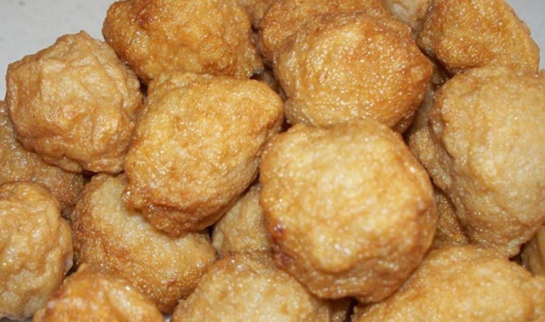 6.       Bakso Goreng Ayam