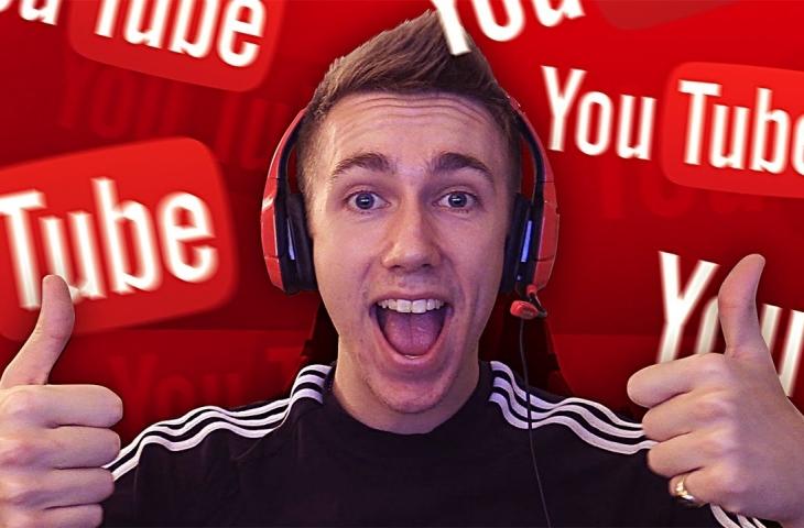 6.   Menjadi Youtuber