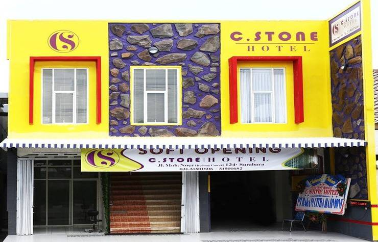 6.   C. Stone Hotel
