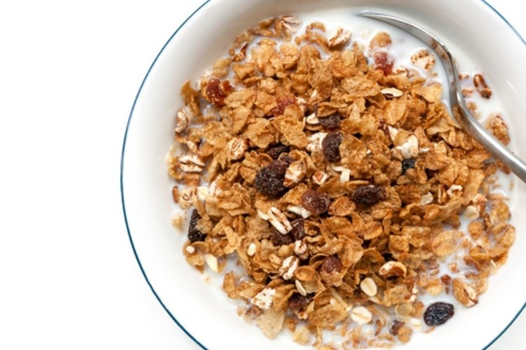 7.   Whole Grain Cereal