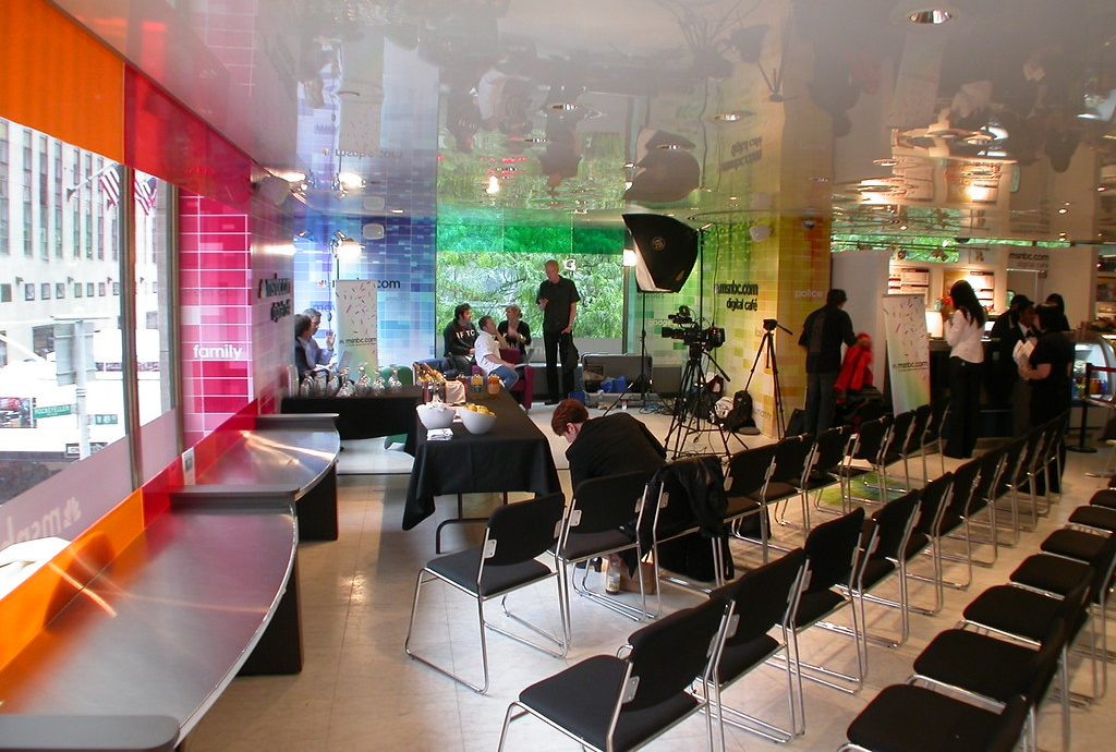 7.       Digital Cafe