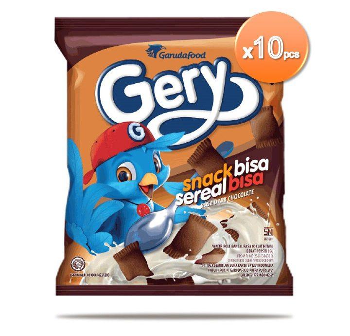8.   Garry Snack Cereal (100 gram)