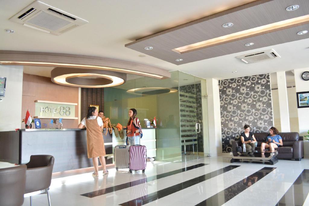 8.   Hotel 88 Kenongo