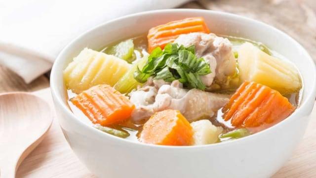 8.   Sop Ayam