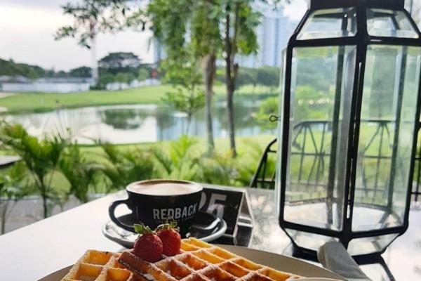 9.       Redback Specialty Coffee Graha Family