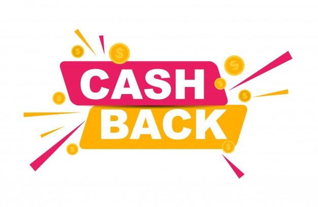 5.   Promo Cashback