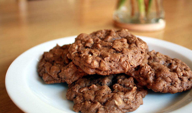 1.       Choco Oat Cookies