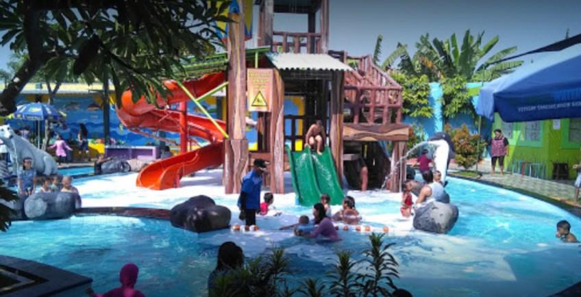 1. Jungle Waterpark Sidoarjo