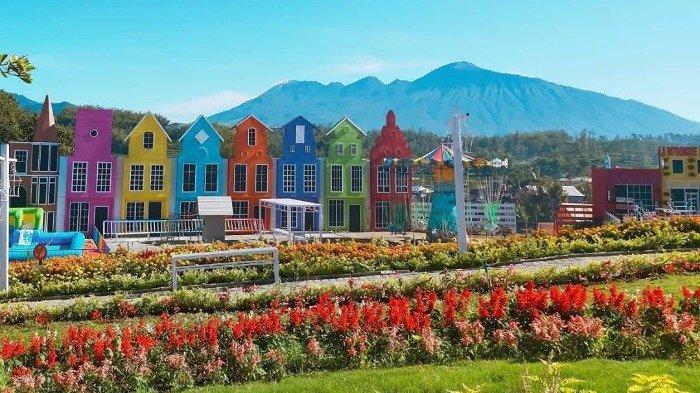 1. Alamat Flora Wisata San Terra Pujon