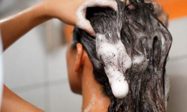 10.   Rutin Menggunakan Shampo