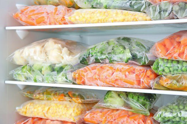 14.   Frozen Food