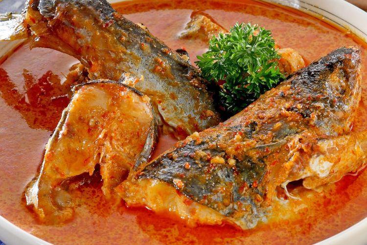 2.   Gulai Ikan Patin