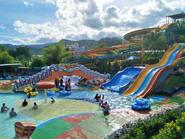 3. Citra Garden Waterpark