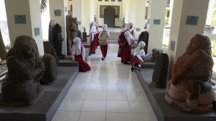 4. Koleksi yang Tersedia di Museum Mpu Tantular Di Sidoarjo