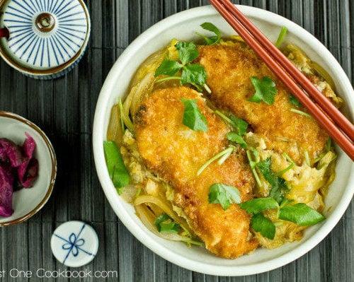 5. Chicken Katsu Bowl