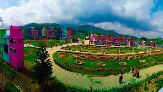 5.   Menjadi Daya Tarik Wisata di Kabupaten Malang
