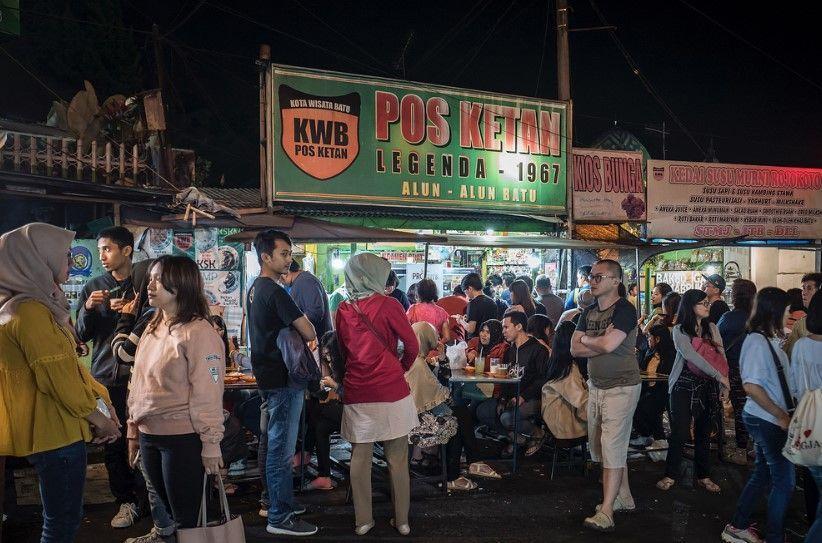 5.   Menjadi Ikon Kuliner Kota Batu, Malang