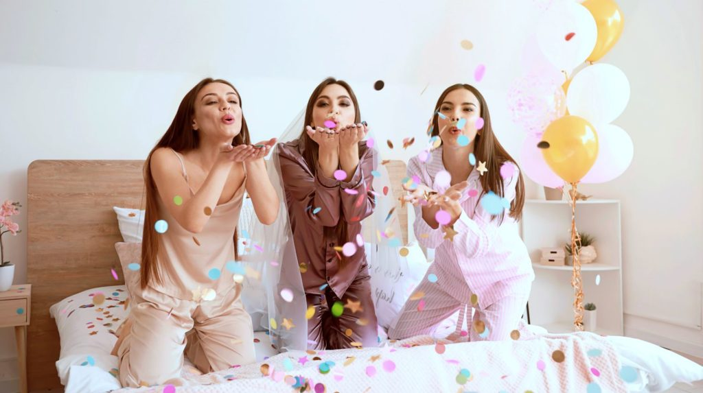 6.   Pajamas Party