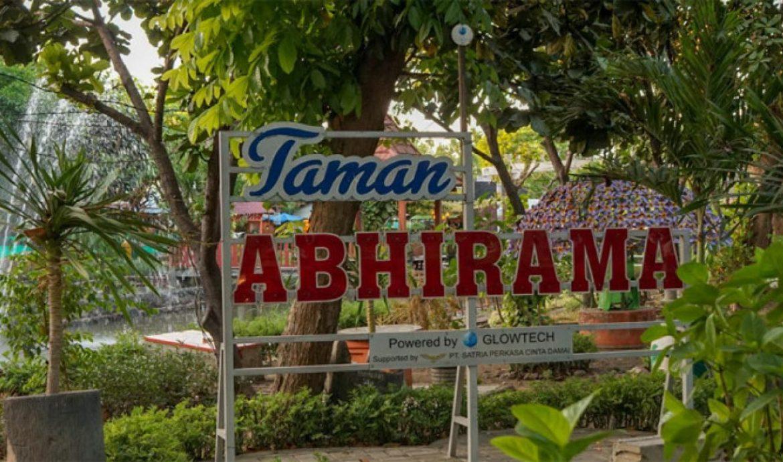 6. Taman Abhirama