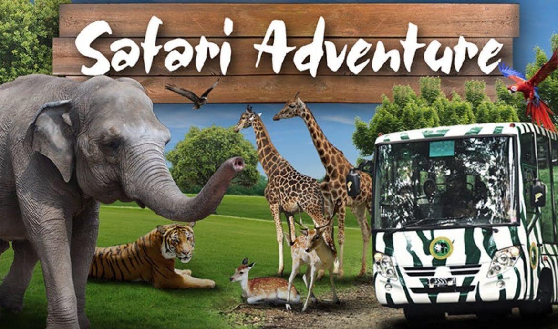 6. Terdapat Wahana Safari Adventure