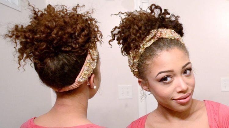 7.   Jangan Terlalu Sering Mengikat Rambut