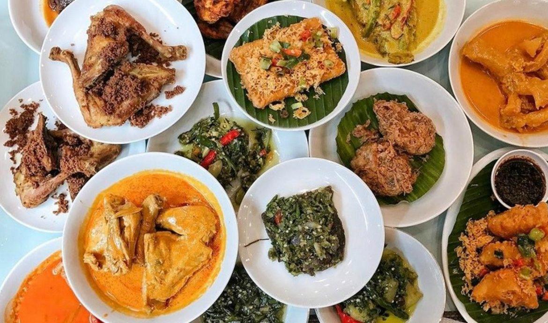 7.   Nasi Padang
